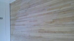complete hardwood floor patch