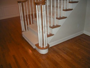 Hardwood Floor Entry Way