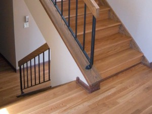 Hardwood Floor Staits